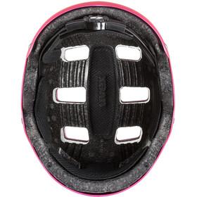 UVEX Kid 3 CC Helmet dark red